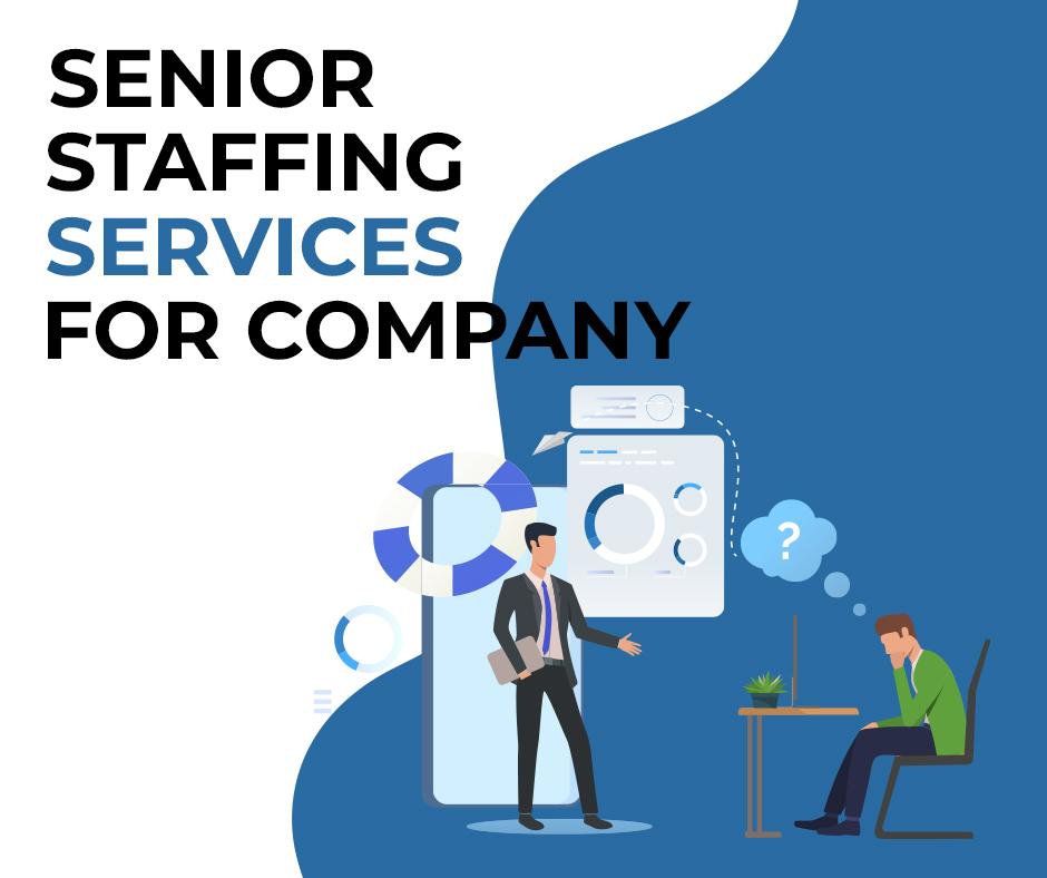 senior staffing services