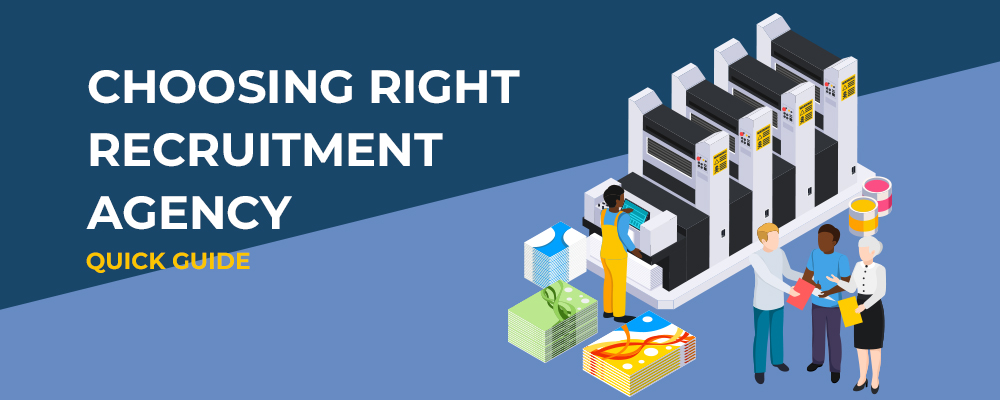 choosing right recruitment agency