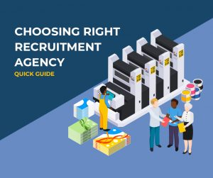 recruitment agency selection