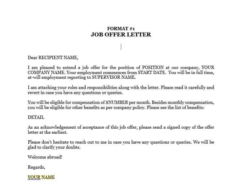 Job Offer Acceptance Letter Template from www.omsaigroupconsultancy.com